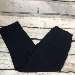 EUC Lauren Ralph Lauren Blue Pants